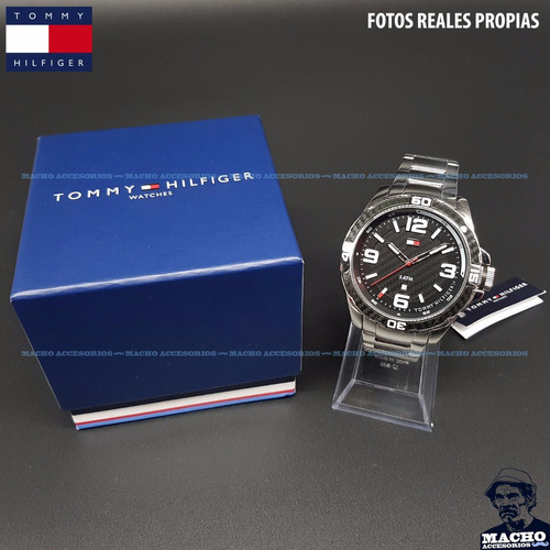 reloj tommy hilfiger 1791092 brodie original con garantía
