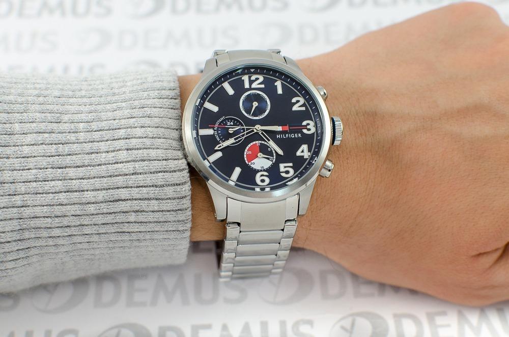9807331c54c2 reloj tommy hilfiger 1791242 acero hombre + envio gratis! Cargando zoom.
