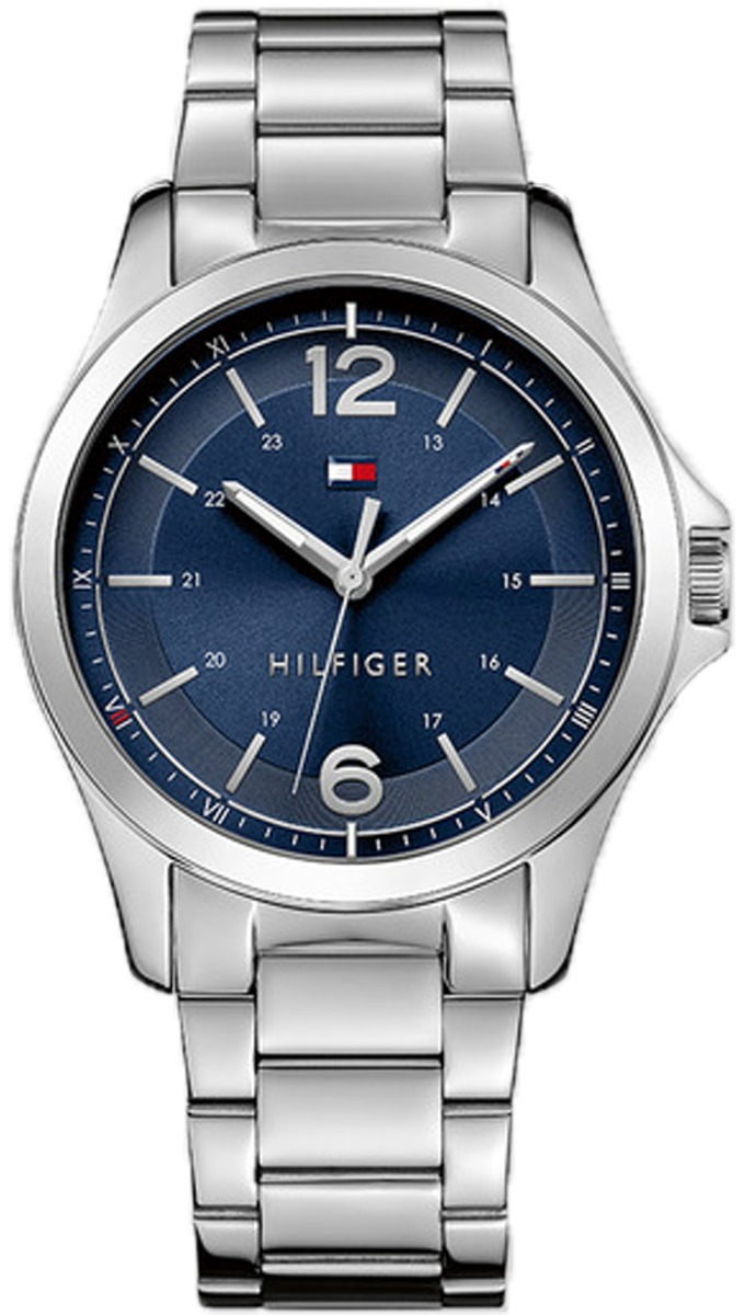 1c4ac140a64d reloj tommy hilfiger 1791378 acero caballero agente oficial. Cargando zoom.