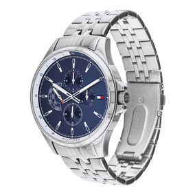 3d075fecd86c Reloj Tommy Hilfiger Hombre Plateado - Relojes en Mercado Libre Colombia