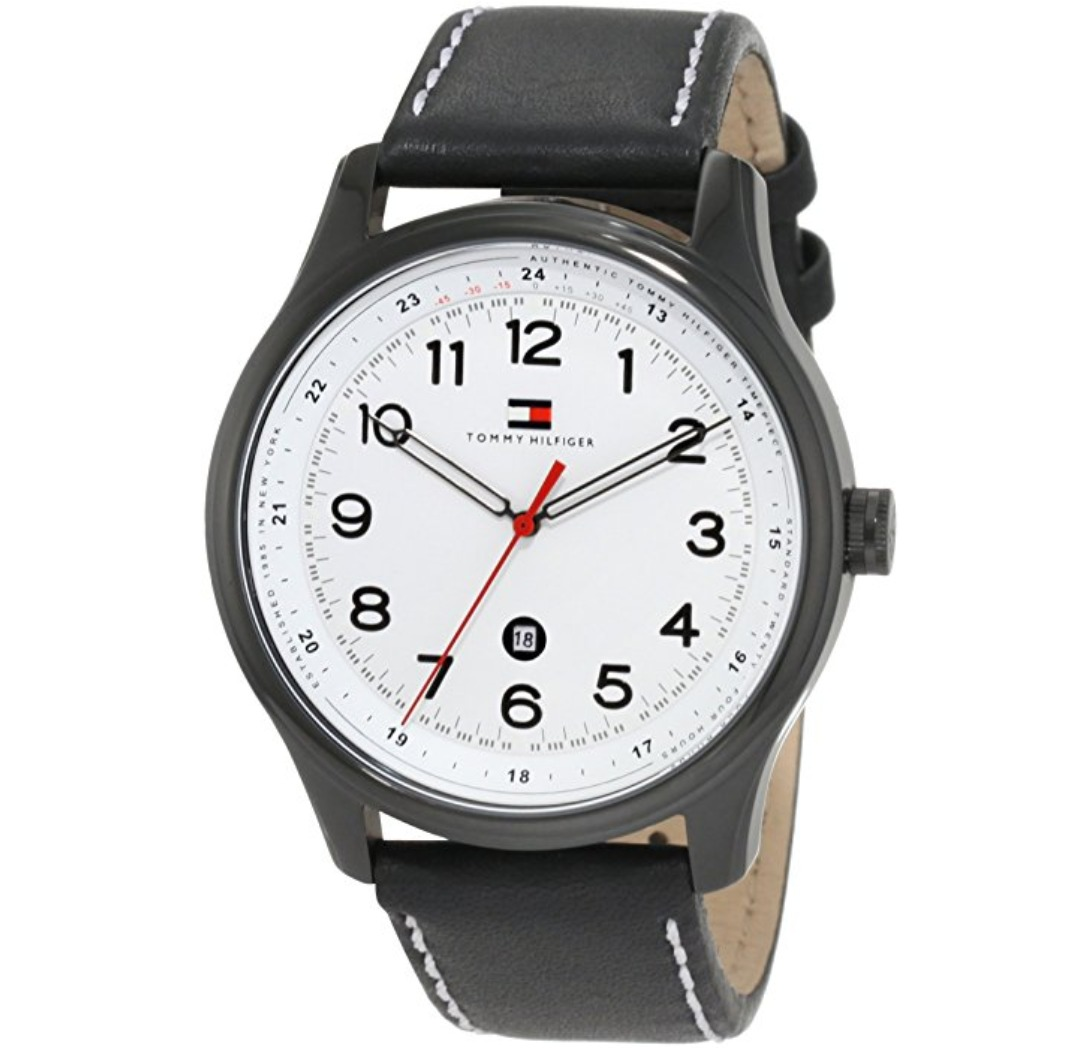 e472b2837ade Reloj Tommy Hilfiger Clasico Para Hombre Nuevo Original - S  340