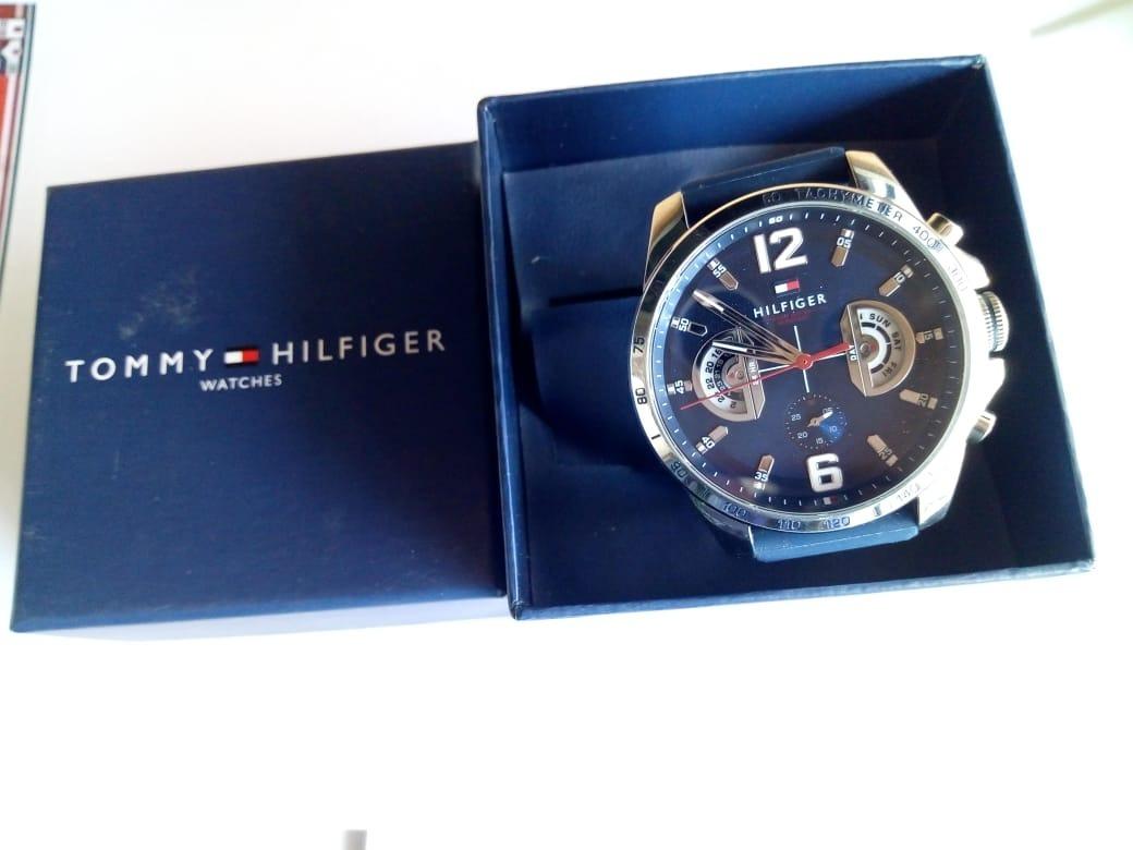 c2123dd4569f Reloj Tommy Hilfiger Azul