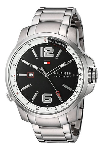 reloj tommy hilfiger cool sport taquímetro hombre 1791222