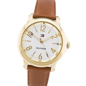 9ecb24da85d4 Reloj Tommy Hilfiger Mujer Malla Blanca - Relojes Pulsera en Mercado Libre  Argentina
