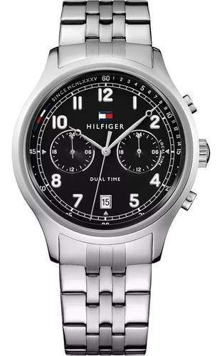 reloj tommy hilfiger emerson 1791389 hombre fossil mk