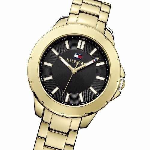 reloj tommy hilfiger gold 1781434 mujer| envio gratis