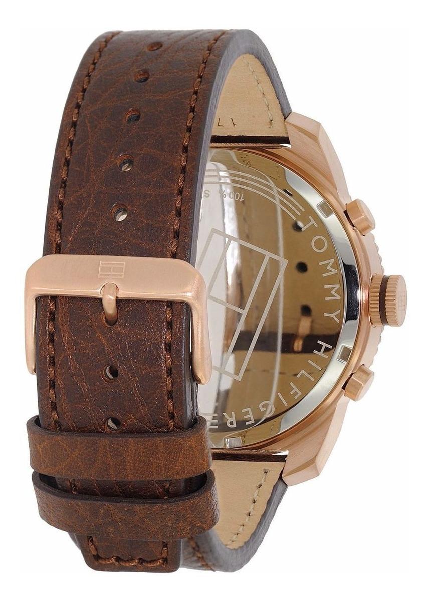 halvin hinta suunnittelija muoti tukkukauppa Reloj Tommy Hilfiger Graham 1791109 En Stock Original Caja