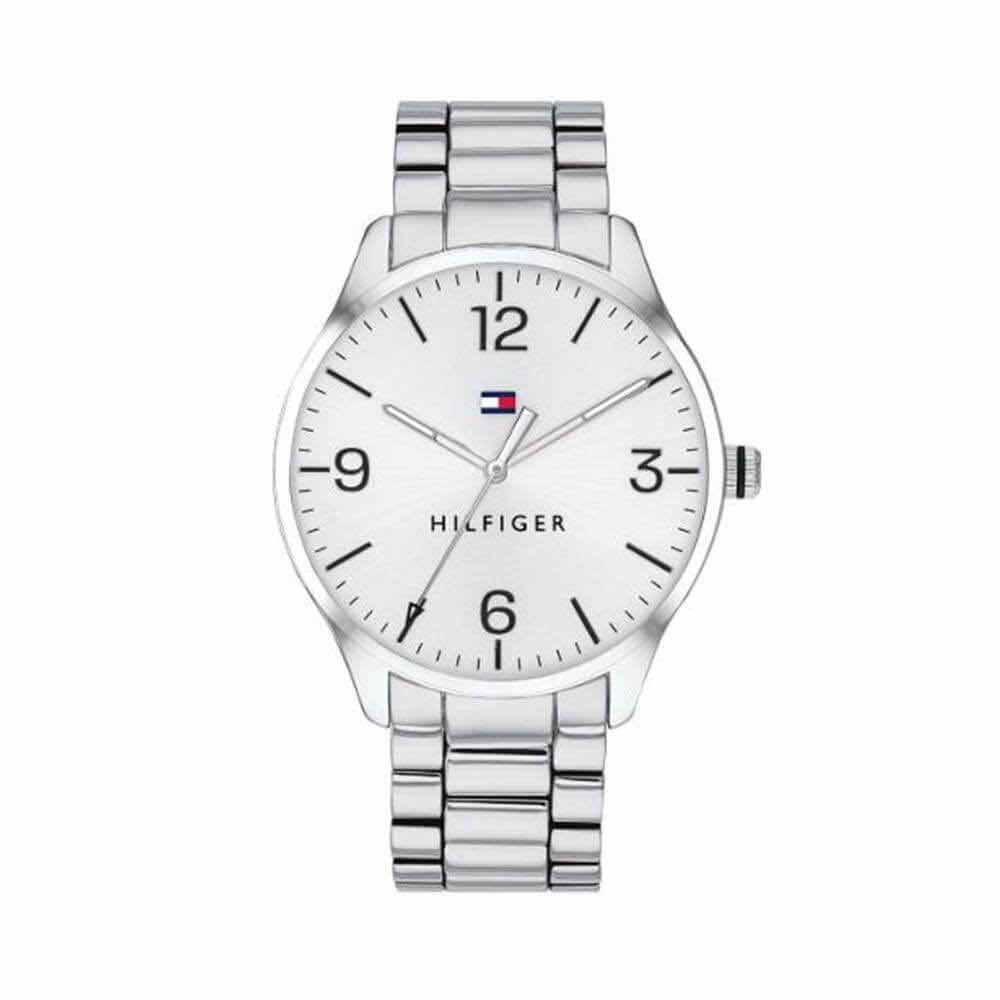 7e9d18a2aee6 Reloj Tommy Hilfiger De Hombre De Acero Clásico 1791519 -   7.795