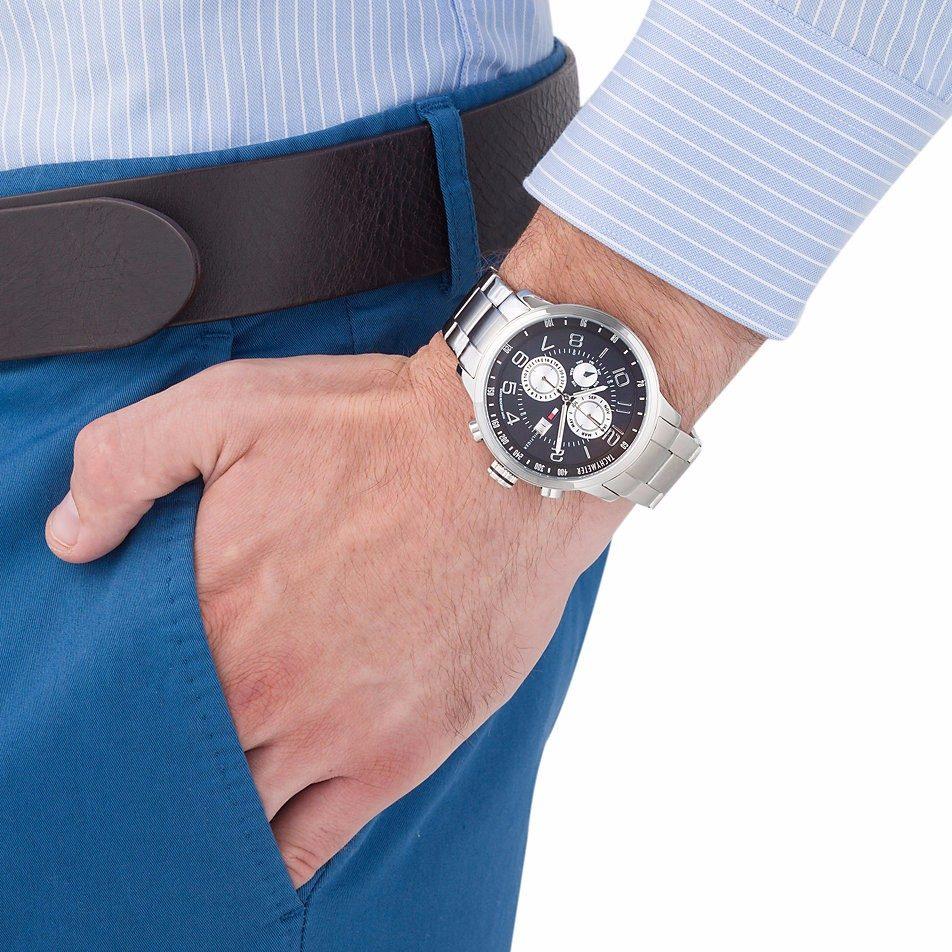 reloj tommy hilfiger 1790860 acero hombre envio gratis. reloj tommy  hilfiger hombre. Cargando zoom. 963db8ef0970