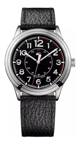 reloj tommy hilfiger hombre clasico de cuero 1791282