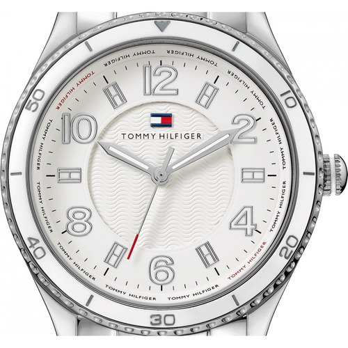 reloj tommy hilfiger mujer 1781056 - quartz stainless steel