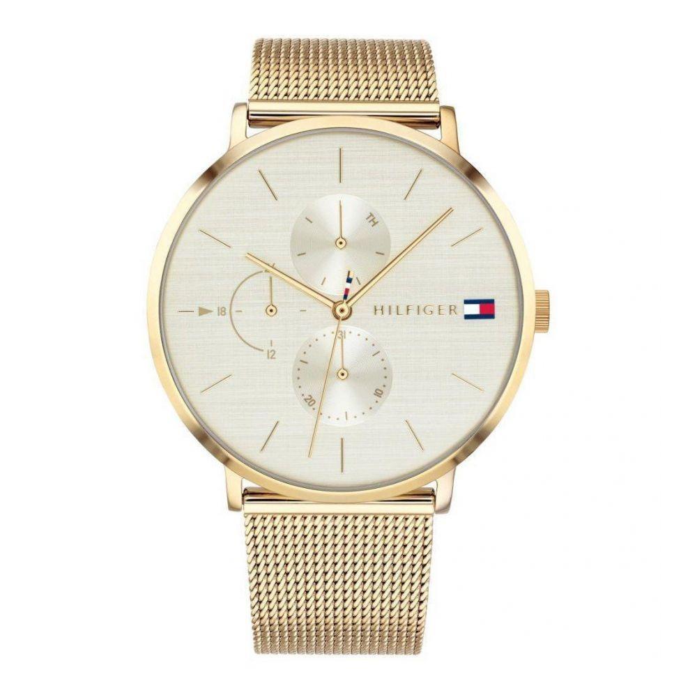 fe5611b4a8e8 Reloj Tommy Hilfiger 1781943 Dorado Mujer -   799.900 en Mercado Libre