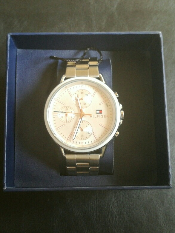 80462e3e3 Reloj Tommy Hilfiger De Mujer 1781787 - $ 7.595,00 en Mercado Libre