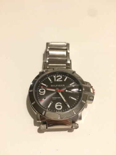 reloj tommy hilfiger para hombre resistente al agua