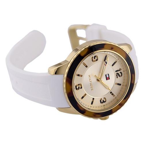 reloj tommy hilfiger sport gold 1781542 mujer | envio gratis