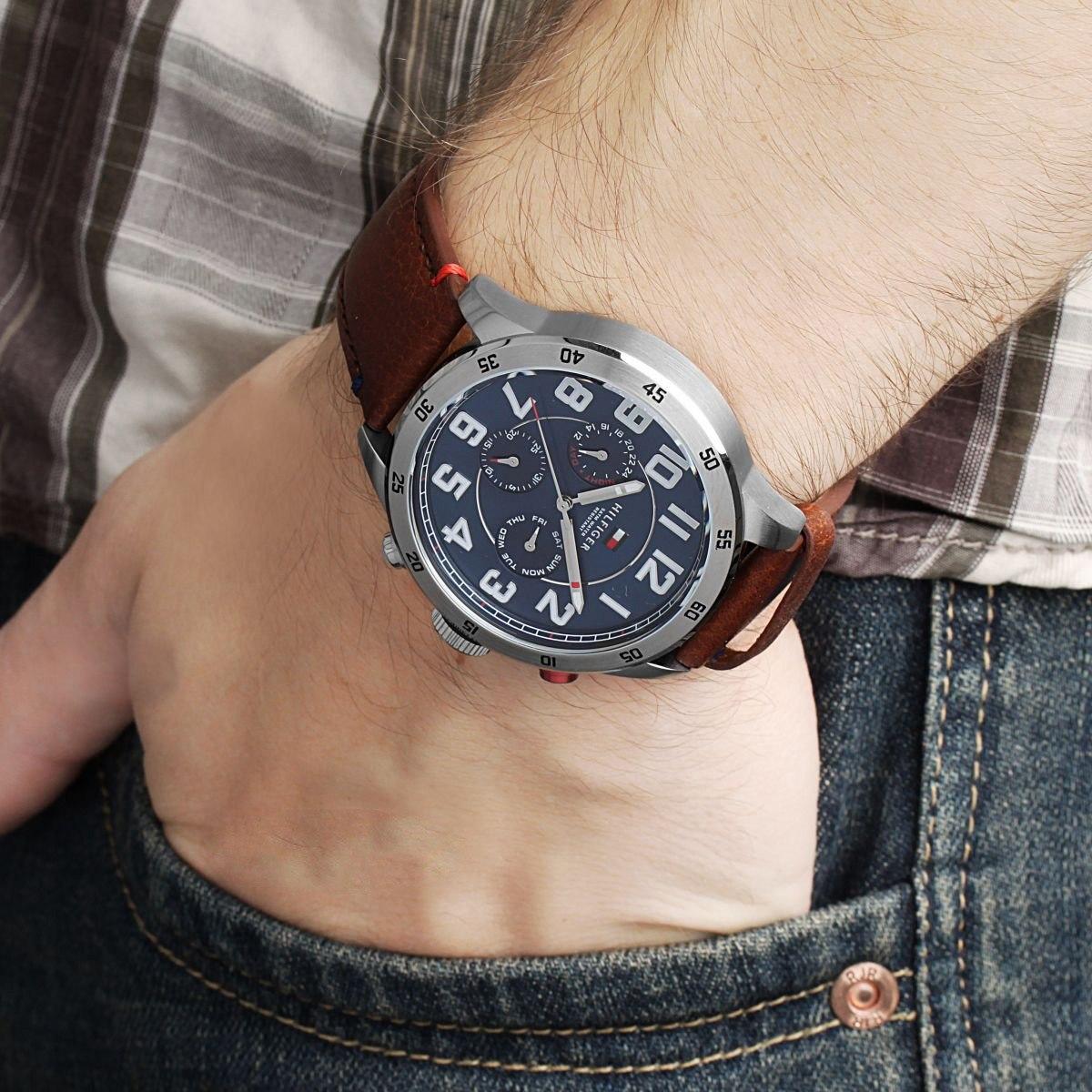 sábado Grado Celsius infinito  Reloj Tommy Hilfiger Trent 1791066 En Stock Original En Caja - S/ 619,99 en  Mercado Libre