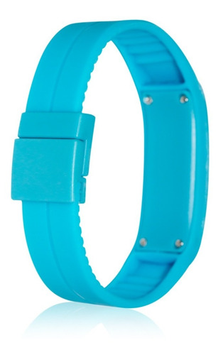 reloj touch digital deportivo de pulsera color azul m1142