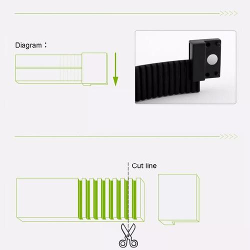 reloj touch digital deportivo de pulsera color negro m1142