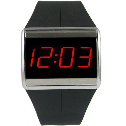 15d680996548 Reloj Touch Screen Led Caballero Sport Digital Electrónico -   99.00 ...