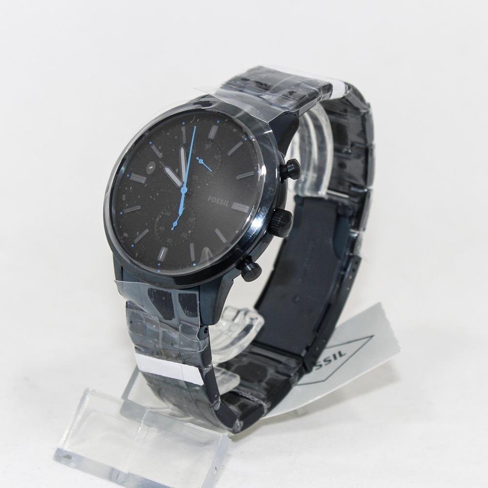 cb479c75234f Reloj Townsman Para Hombre Fossil Fs5345 - Azul -   599.900 en ...