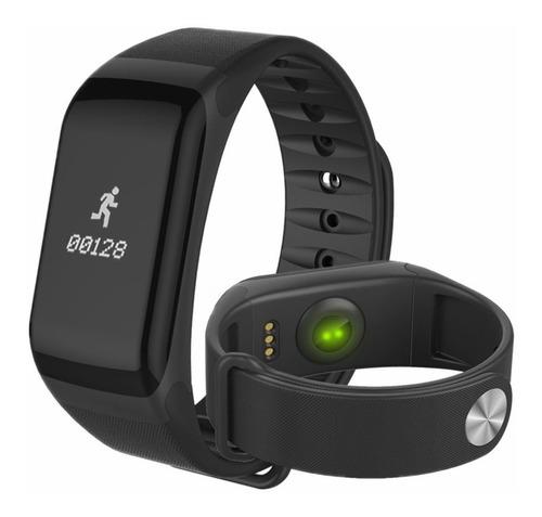 reloj tracker de fitness, f1 banda inteligente smartband