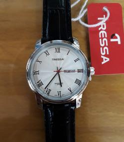 d9c47b1ab20b Reloj Tressa Hombre Malla Cuero - Relojes Hombres en Mercado Libre Argentina