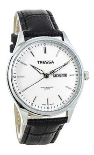 reloj tressa barry  calendario 1 año de garantia liniers
