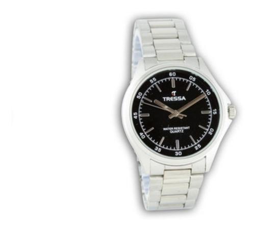 reloj tressa de dama de malla de acero modelo gaudi-d