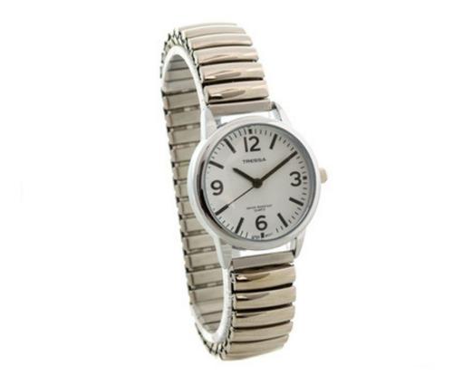 reloj tressa de dama de malla elastizada modelo strech-d