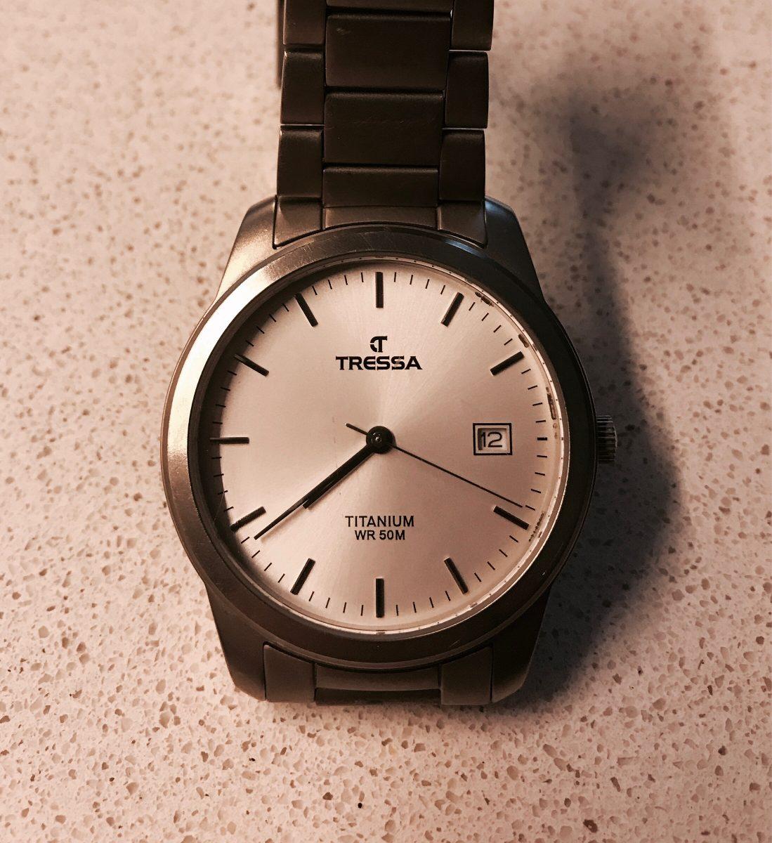 reloj tressa de hombre titanium original. Cargando zoom. 6508434a28dd