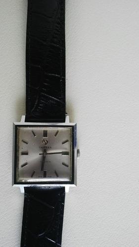 reloj tressa decada del 60, impecable!