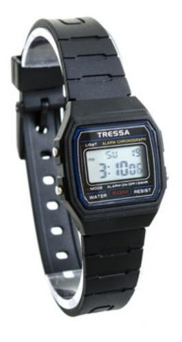 reloj tressa digital vintage tamaño chico modelo olivia