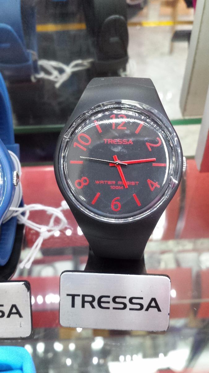 Con 9 RojosSumegible Reloj Fun Negro Tressa Números QChrtsdxBo
