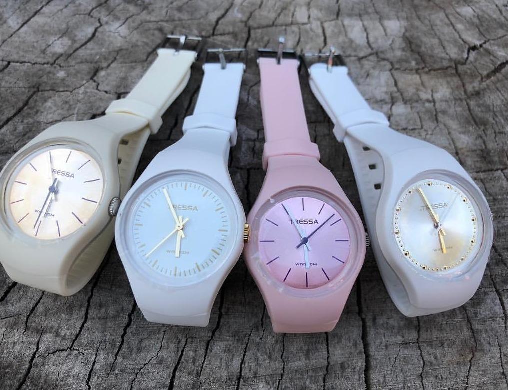 16502d04287d Reloj Tressa Funny - Silicona Sumergible Casatagger -   1.590
