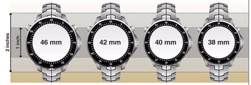 reloj tressa hombre