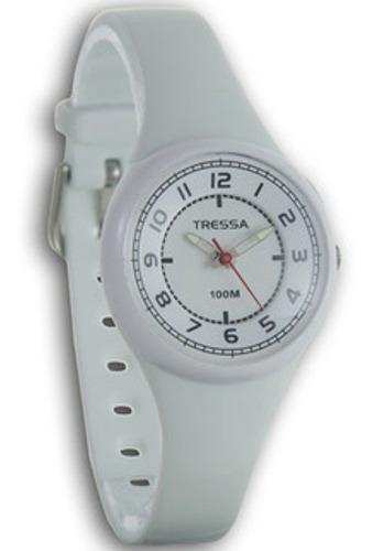 reloj tressa zoe dama sumergible 100m. luz  garantía oficial