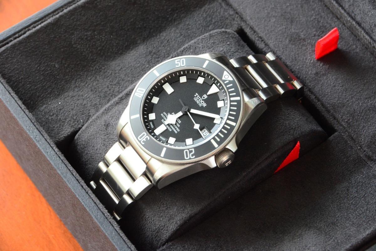 a4970a4b841f reloj tudor pelagos calibre manufactura mt5612. Cargando zoom.