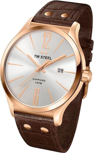reloj tw steel tw1304 marrón