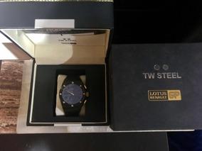 449304bc7c3a Reloj Tw Steel Tw684 Lotus Renault Gp Edición Especial