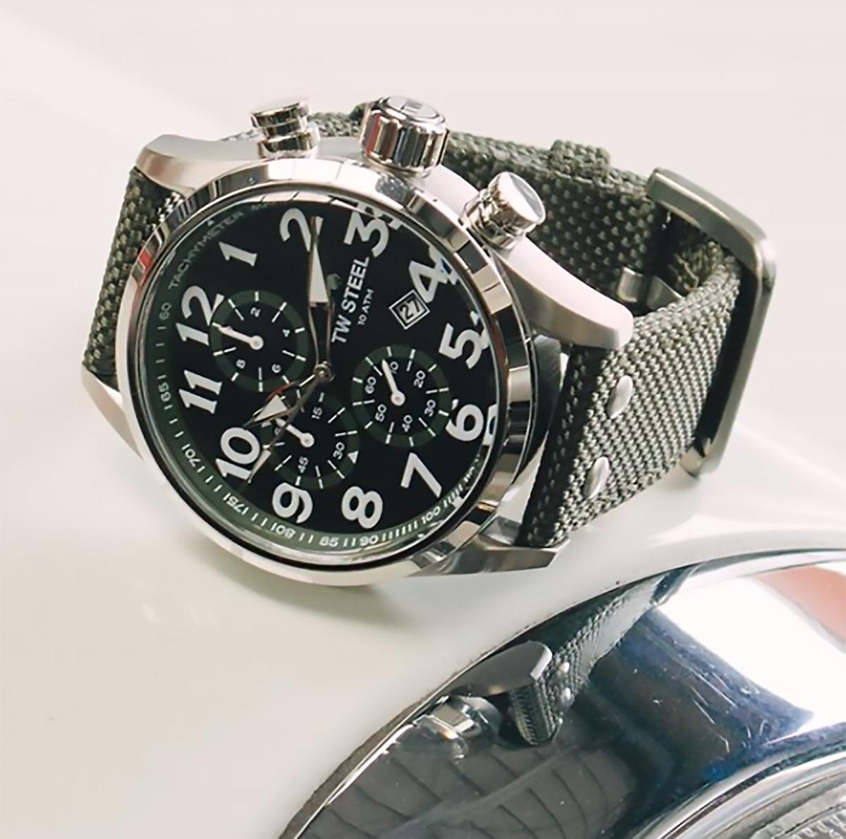 e3de5edff025 reloj tw steel+volante+nuevo. Cargando zoom.