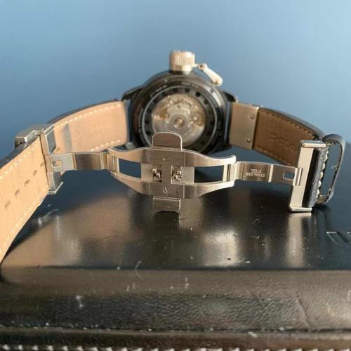 reloj u-boat italo fontana classico (caja y papeles)