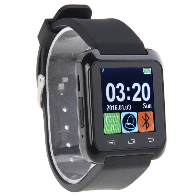 Inteligente U80 Watch Bluetooth Lcd Health Pantalla Reloj vm8nPwOyN0