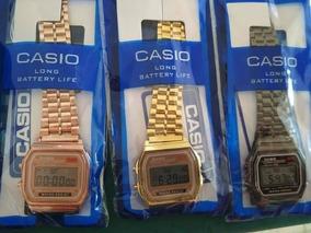 12dd28309dc0 Reloj Casio Mini Negro - Reloj de Pulsera en Mercado Libre México