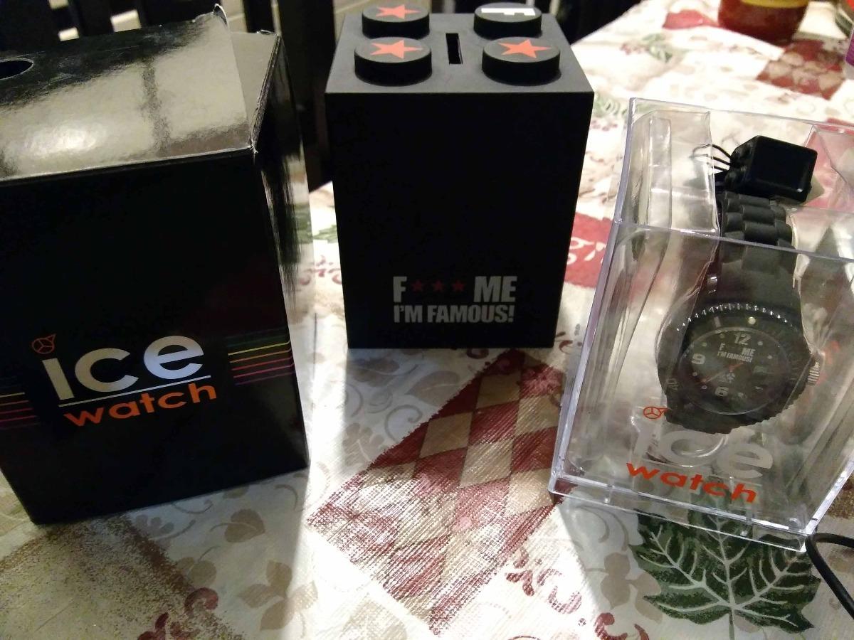 Reloj Unisex Ice Watch Famous -   1,600.00 en Mercado Libre 53f3d4980bd9
