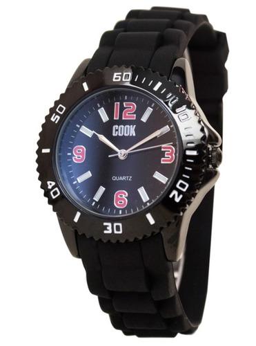 reloj unisex john l. cook 3679 tienda oficial