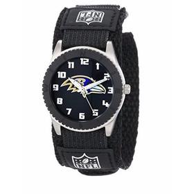 Reloj Unisex Juvenil Game Time Nfl Baltimore Ravens