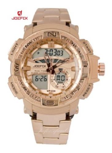 reloj unisex marca joefox 1514ml