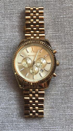 reloj unisex michael kors lexington mk8281