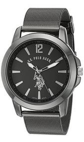 f0aa4e88c665 Reloj U.s Polo Ralph Lauren Assn. Negro Envio Gratis