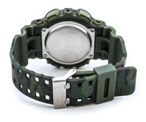 reloj verde camuflaje tipo militar envio gratis